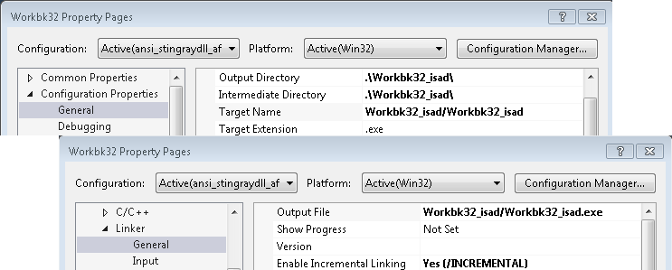 Generalized Procedure for Migrating Stingray Studio Projects