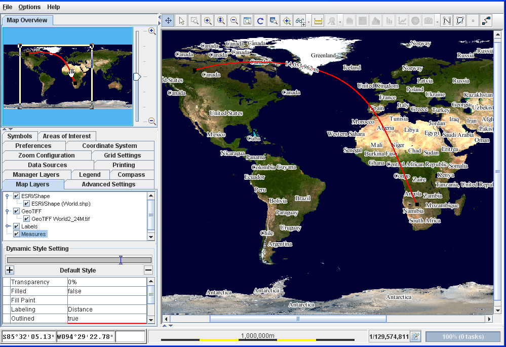 Typical actions world map in an application gumiabroncs Gallery